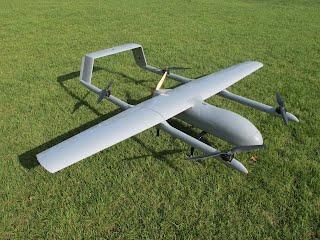 UAV VTOL