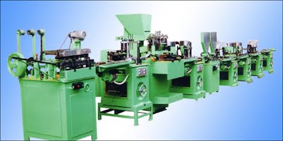 Battery production line